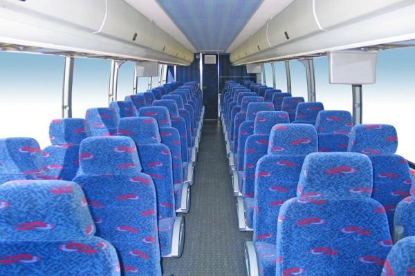 50 Person Charter Bus Rental Ontario