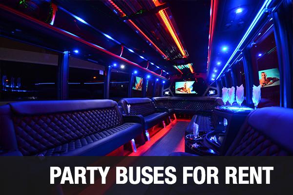ontario party bus prices