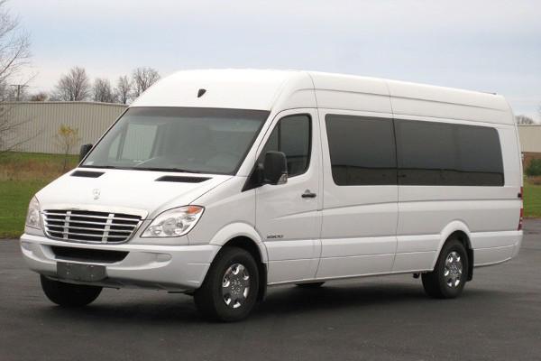 Sprinter Bus Ontario